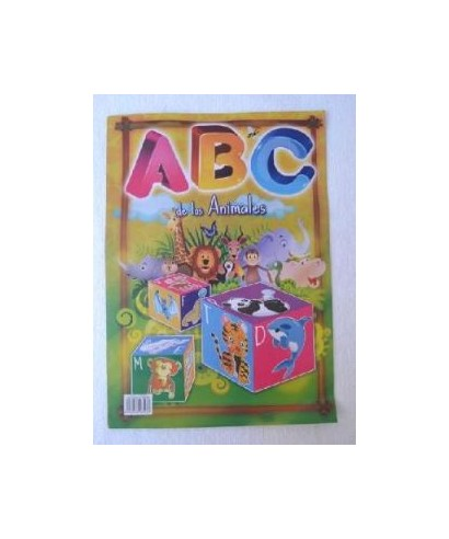 Cartillas Escolares ABC, pieza