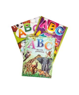 CARTILLAS ABC DISNEY PARA...
