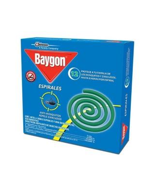 BAYGON ESPIRALES ANTI...
