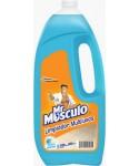 Mr. Musculo, Limpiavidrio y Multiusos 500 ML