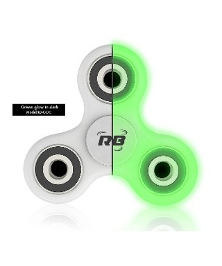 FITGED SPINNER SERIE GLOW FLUORESCENTE ANTI ESTRES ROLINBLADE