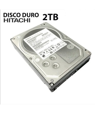 DISCO DURO 2TB SATA 3.0 PARA PC HITACHI