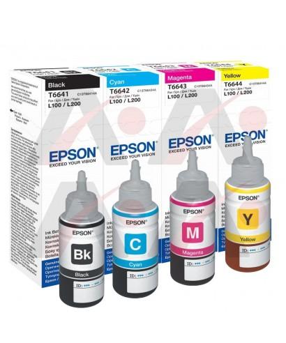 TINTA EPSON T664 L210 - L395