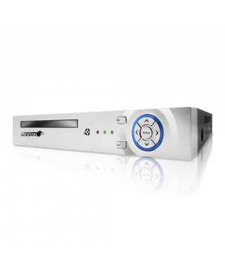 DVR 8 CANALES 1080 N SERIE ALL IN ONE LOGAN