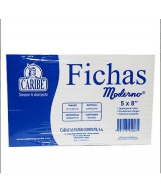 FICHAS MEDIANA MODERNOS...