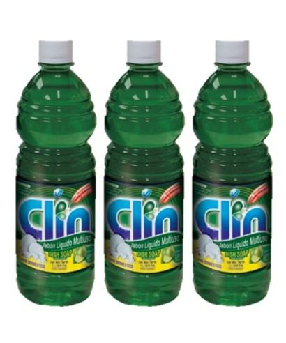 Lavatodo multiusos 1 LT CLIN