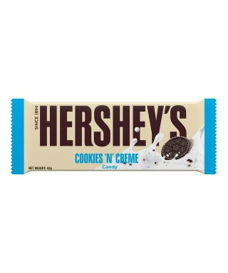 CHOCOLATE BLANCO HERSHEY'S...