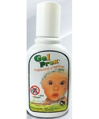 GEL ANTIBACTERIAL REPELENTE...
