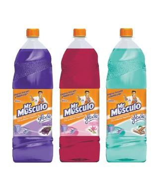 MR. MUSCULO GLADE APC FLORAL 900 ML