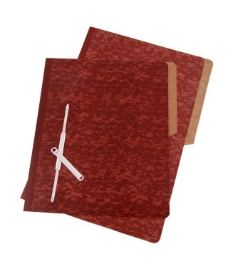 Carpeta Marron T/Carta Mayka x 25 Plastif.