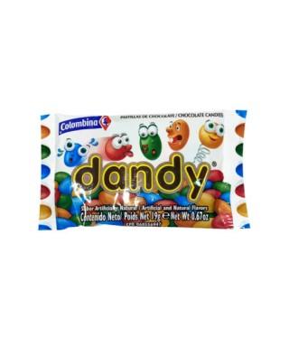 PASTILLA DE CHOCOLATE DANDY...
