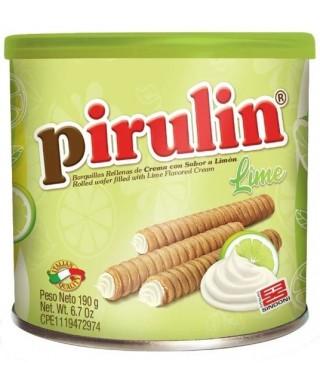 PIRULIN C/CREMA DE LIMON...