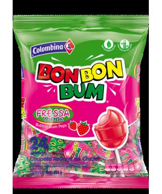 CHUPETA BON BON BUM FRESA...