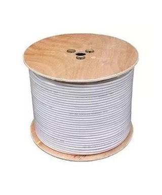 CABLE COAXIAL RG6 305MTRS...