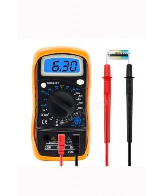 Tester Multimetro Digital Dt-850 Nuevo