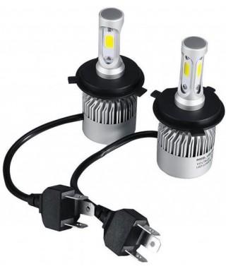 LUCES LED ALTA /BAJA H4 H/L MAX LED