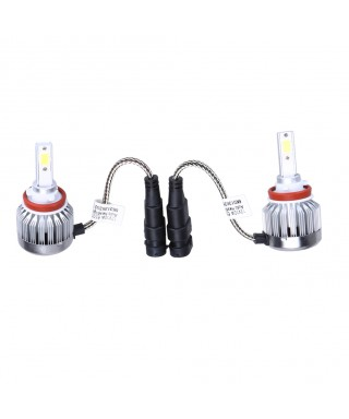 LUCES LED FIJAS H8/H9/H11