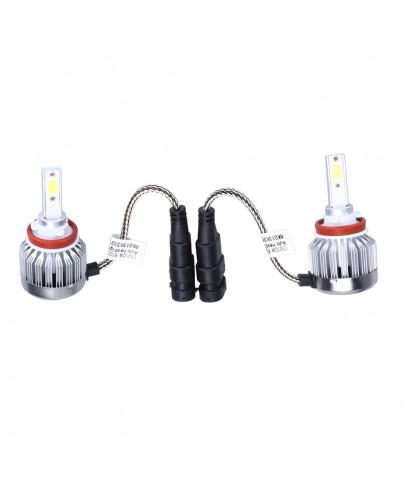 LUCES LED FIJAS H8/H9/H11