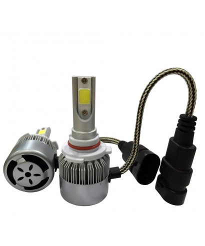 LUCES LED FIJAS 9006
