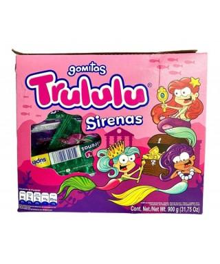 GOMITAS TRULULU SIRENAS 18GR