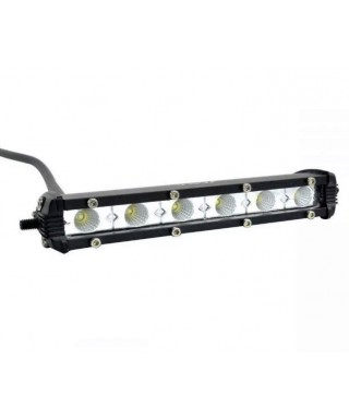 LAMPARAS LED SLIM DE 6 LED S-18W