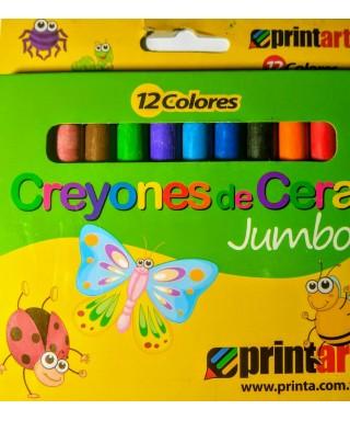 CREYONES DE CERA JUMBO...