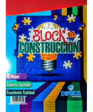 BLOCK DE CONSTRUCCION DIPECA