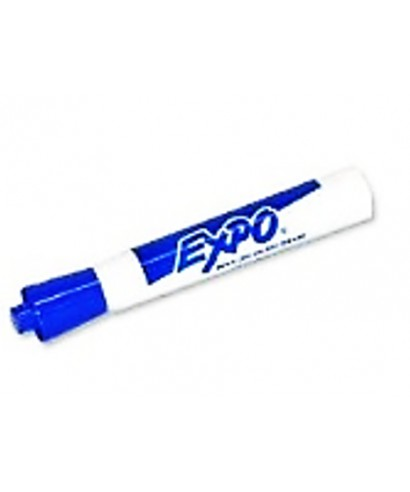 Marcador de pizarra EXPO, color Azul