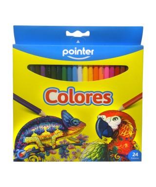 COLORES DE MADERA POINTER...