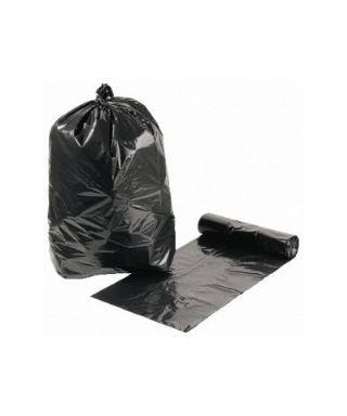 Bolsas negras paquete de 25 unidades 8 Micras 200 litros