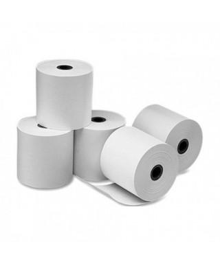 10 - Rollo Termico 57x50 Para Punto Aclas Blancos
