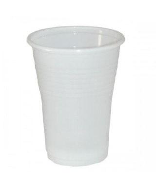 Vasos desechables V77, Arcoiris, paquete x 100