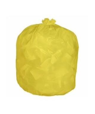 Bolsa plastica 15 kg para Papeleras Paquete x 100 und