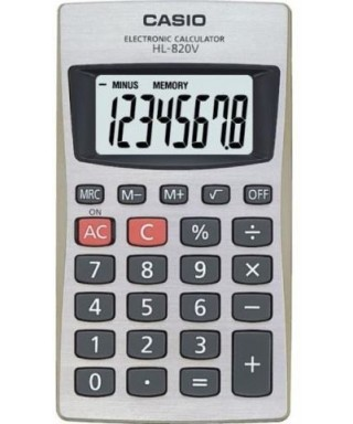 Calculadora Casio Hl- 820